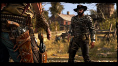 Call of Juarez: Gunslinger screen#11