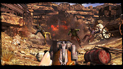 Call of Juarez: Gunslinger screen#7