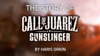 Call of Juarez: Gunslinger movie#4