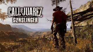Call of Juarez: Gunslinger movie#7