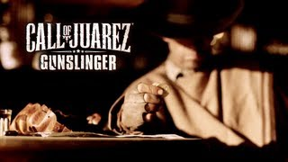 Call of Juarez: Gunslinger movie#6