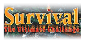 Survival: The Ultimate Challenge Logo