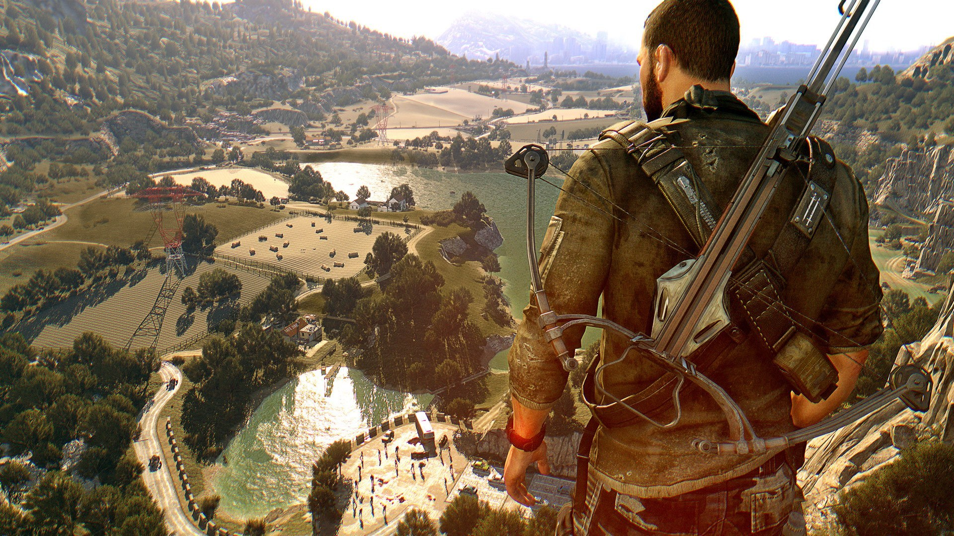Dying Light: The Following screen#1