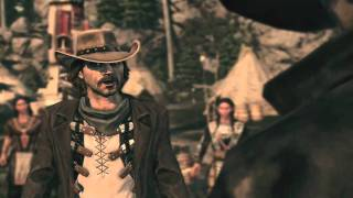 Call of Juarez: Bound in Blood movie#15