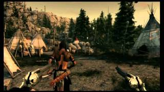Call of Juarez: Bound in Blood movie#2