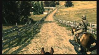 Call of Juarez: Bound in Blood movie#3