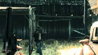 Call of Juarez: Bound in Blood movie#13